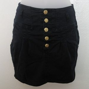 ZARA TRF Chic Femme Vintage Style Sailor Skirt